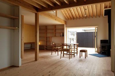 大阪府東大阪市 石切の家3