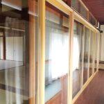 内窓(二重窓)を寒い古民家に。プラマードU取付(インプラスも可)!防音効果も期待。大きな内窓はDIY難しいです