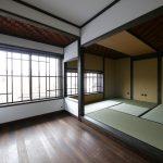奈良市きたまちの家。古材を利用して新築の家を建てる