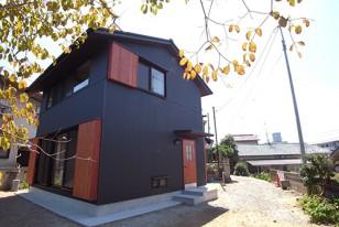 服部川の家